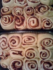 risen unbaked cinn rolls
