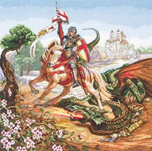 01021_george_and_the_dragon